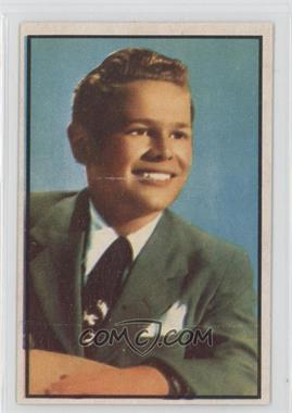 1953 Bowman Television and Radio Stars of the NBC Vertical Back #94 - Wesley Morgan