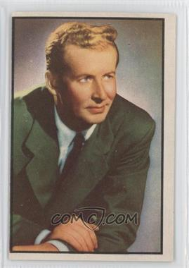1953 Bowman Television and Radio Stars of the NBC Vertical Back #96 - [Missing]
