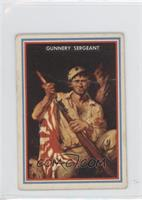 Gunnery Sergeant [Good to VG‑EX]