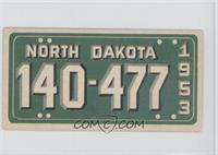 North Dakota [Good to VG‑EX]