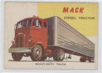 Mack Diesel Tractor [GoodtoVG‑EX]