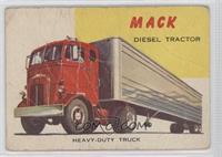 Mack Diesel Tractor [Poor]