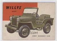 Willys [GoodtoVG‑EX]