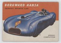 Borgward Hansa [Good to VG‑EX]