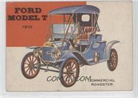 Ford Model T [GoodtoVG‑EX]
