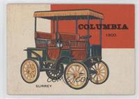 Columbia Electric 1900