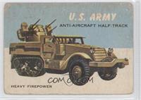 U.S. Army Anti-Aircraft Half-Track [PoortoFair]