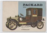 Packard Landaulet 1912 [Good to VG‑EX]