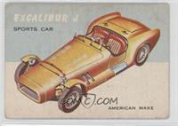 Excalibur J Sports Car [GoodtoVG‑EX]