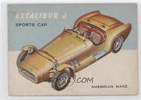 Excalibur J Sports Car