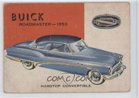 Buick [Good to VG‑EX]
