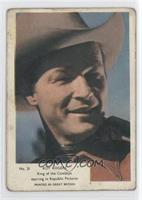 Roy Rogers [Good to VG‑EX]