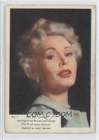 Zsa Zsa Gabor [Good to VG‑EX]