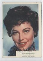Ava Gardner [Good to VG‑EX]