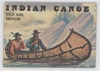Indian Canoe [GoodtoVG‑EX]