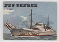 Net Tender U.S. Navy [Good to VG‑EX]