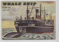 Whale Ship [GoodtoVG‑EX]