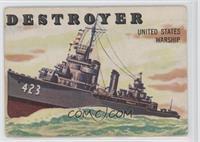 Destroyer [GoodtoVG‑EX]