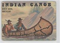Indian Canoe [Good to VG‑EX]
