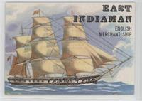 East Indiaman [Good to VG‑EX]