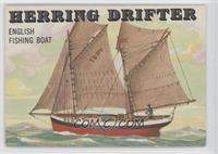 Herring Drifter [Poor to Fair]