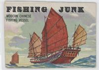 Fishing Junk [Good to VG‑EX]