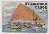 Outrigger Canoe [Good to VG‑EX]