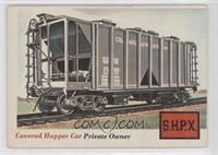 Covered Hopper Car