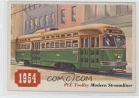 Pcc Trolley