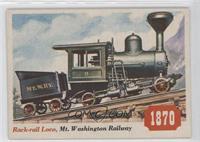 Rack-rail Loco