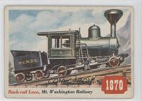 Rack-rail Loco [GoodtoVG‑EX]