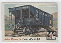 Ballast Hopper Car [Good to VG‑EX]