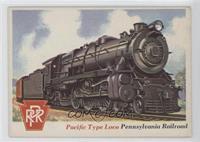 Pacific Type Loco