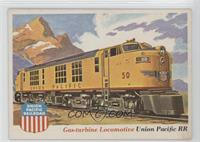 Gas-turbine Locomotive