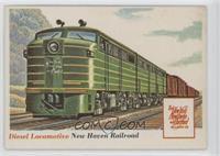 Diesel Locomotive [GoodtoVG‑EX]