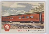 Dining Car [Good to VG‑EX]