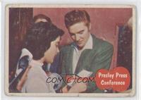 Presley Press Conference [PoortoFair]
