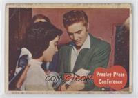 Presley Press Conference [Poor]