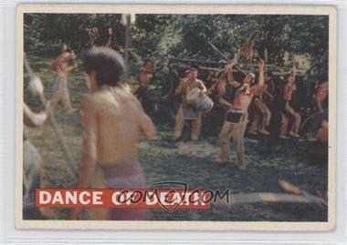 1956 Topps Davy Crockett Series 1 - [Base] #9 - Dance Of Death