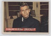 Congressman Crockett