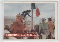 Storming The Walls