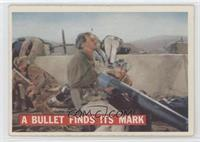 A Bullet Finds Its Mark
