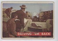 Driving 'Em Back [PoortoFair]