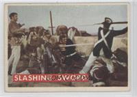 Slashing Sword