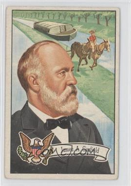 1956 Topps U.S. Presidents - [Base] #23 - James A. Garfield [Good to VG‑EX]