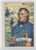 Zachary Taylor [Good to VG‑EX]