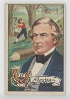 Millard Fillmore [Good to VG‑EX]