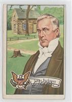 James Buchanan [Good to VG‑EX]