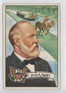 1956 Topps U.S. Presidents #23 - James A. Garfield [Good to VG‑EX]