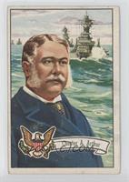 Chester A. Arthur [Good to VG‑EX]
